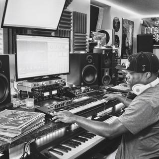 DJ ROCSWELL IN STUDIO JULY 21, 217 AM.jp