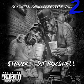 $truck x DJ Rocswell Freestyle Vol 2  CO