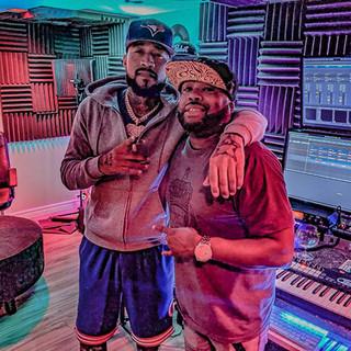 Just Chase & DJ Rocswell Spaceship Studio.jpg