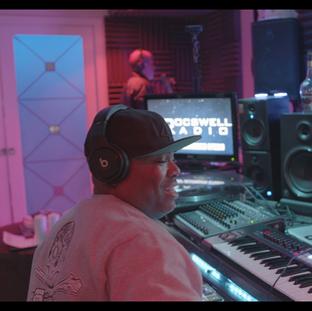 DJ Rocswell & Croc Studio Session