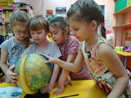 Детский сад ЮНЭК отмечает Всемирный день воды