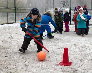 Зимние виды спорта в ЮНЭК