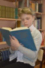 Библиотека в школе ЮНЭК
