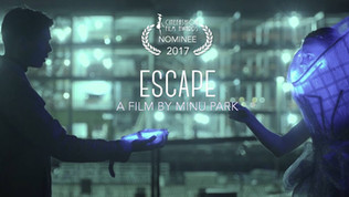 "(Dir) Cine Fashion Film Awards Nominee 2017 ""ESCAPE"""