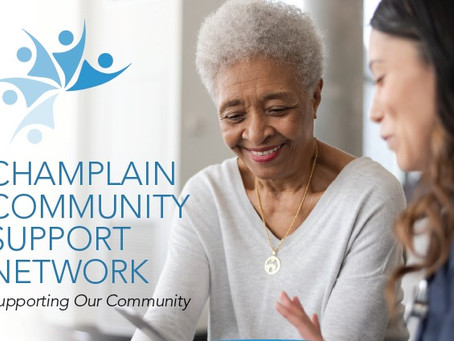 Supporting our Community - CCSN