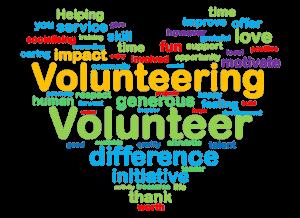 Volunteer Support across the region