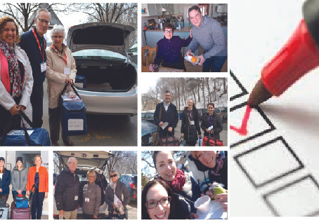 Meals on Wheels - Program Reflection and Self-Assessment tool