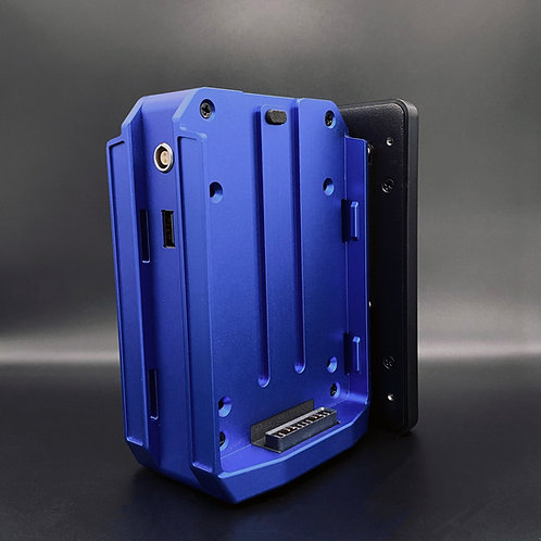 Dual TB50 Battery Vmount/Gold mount Adapter V2