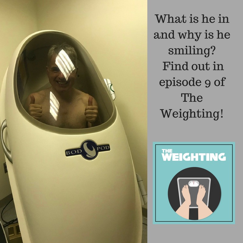 David in the Bod Pod