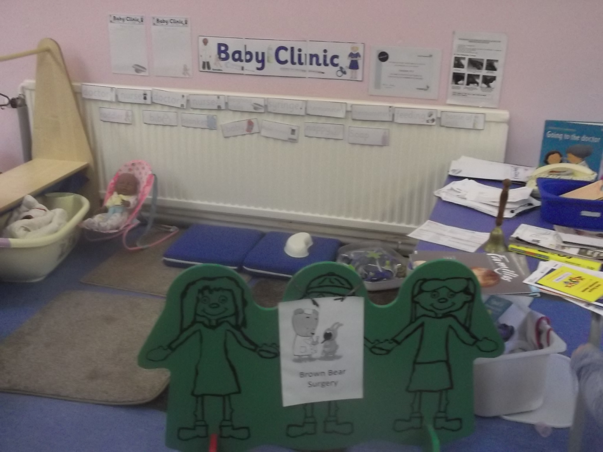 Role Play - Baby Clinic