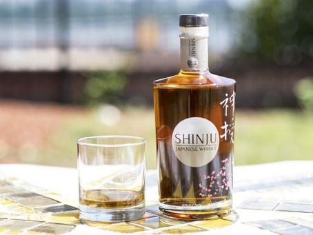 Beautiful Shinju Bottle