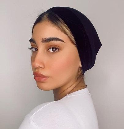 כובע בסיס מונע החלקה קצר