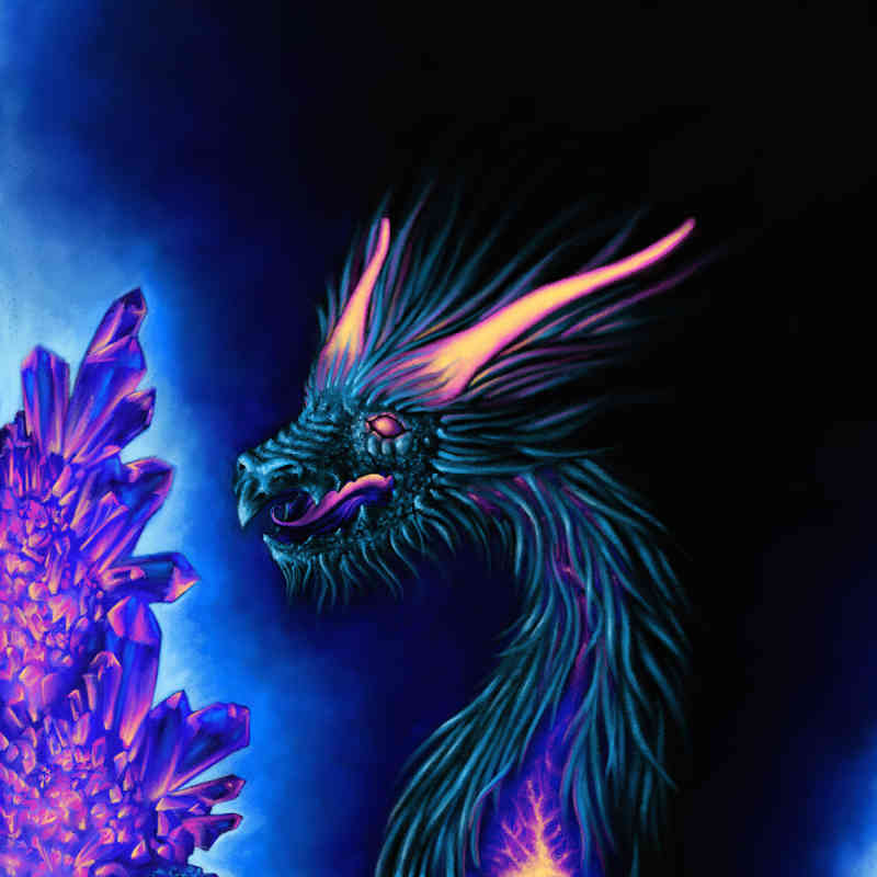 Plasma Dragon