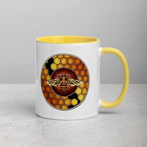 Honeybee Familiar Mug