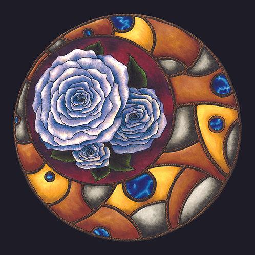 Blue Rose Prints