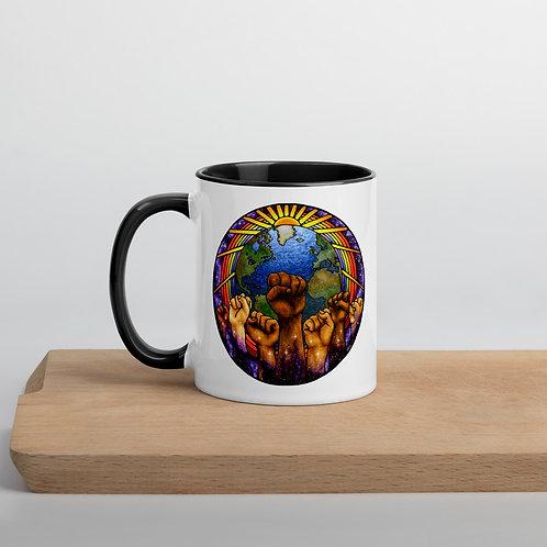 BLM Colorful Mug