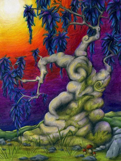 Knurled Tree Prints