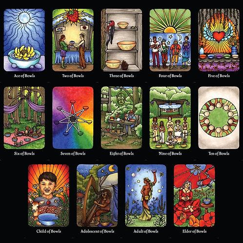 Bowls - OCF Tarot Prints