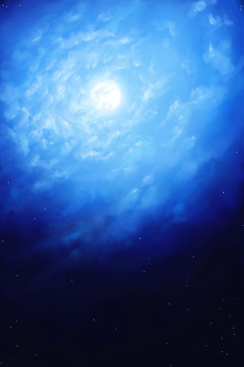 Blue Moon Prints
