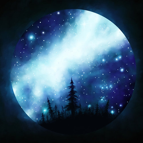 Milky Way Prints