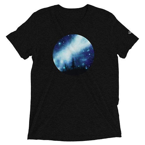 Milky Way short sleeve t-shirt