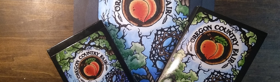 Oregon Country Fair Tarot Deck