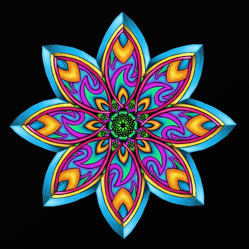 Summer Mandala Prints