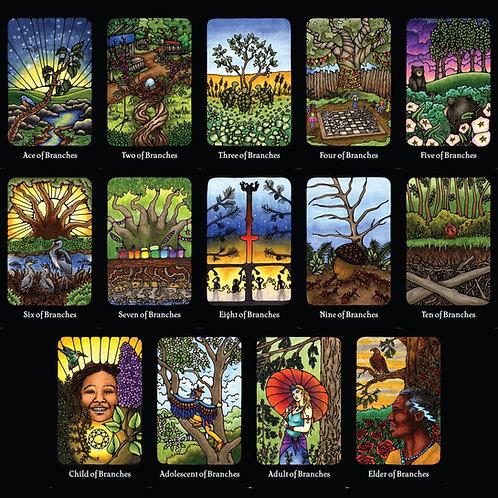 Branches - OCF Tarot Prints