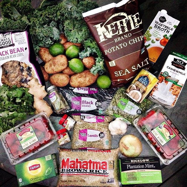 Eating Health on a Budget at Walmart