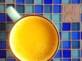 My Favorite Turmeric Recipe: Golden Milk