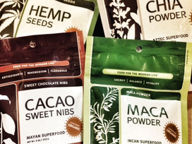 Maca Power Balls