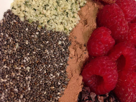 Guiltless Chocolate Chia Pudding