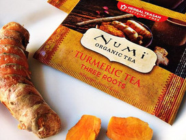Life Savin' Snack: Powerful Anti-oxidant, Anti-inflammatory Turmeric