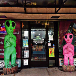 Healthy travel in Roswell New Mexico