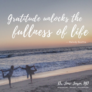 6 Health Secrets to Getting More from Gratitude