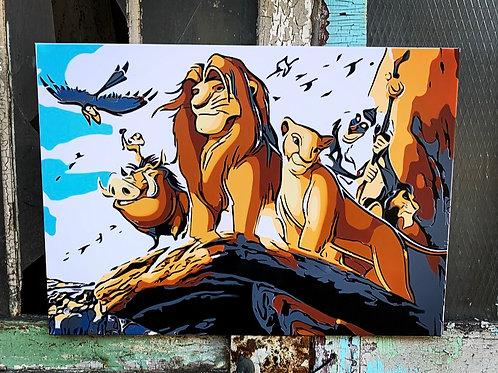 Le Roi Lion 🦁