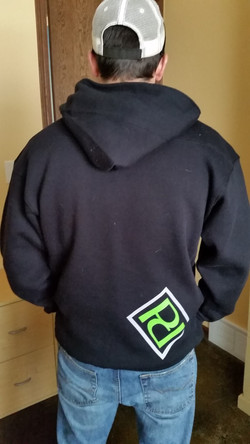 Pro Design Hoodies - Back