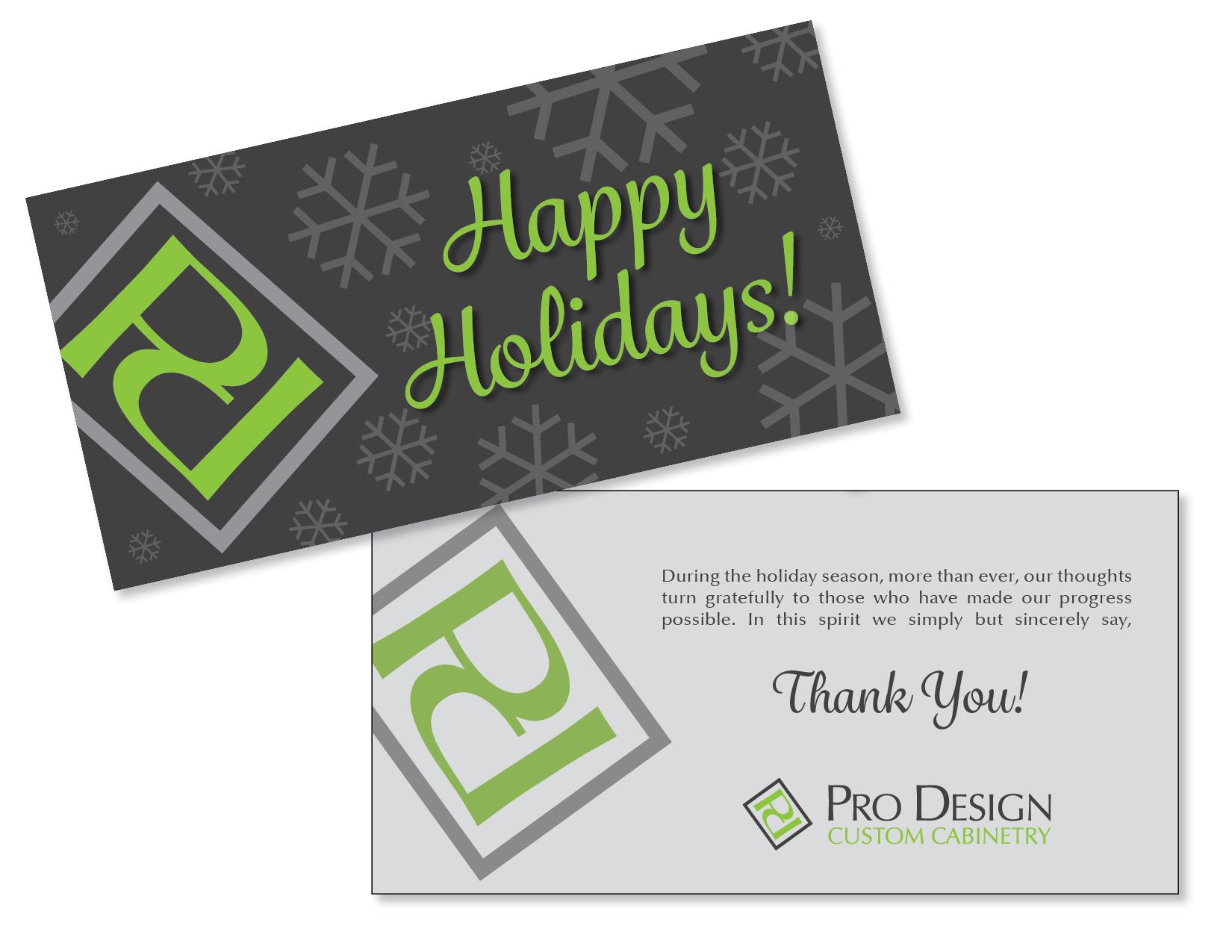 Christmas Cards - PDCC