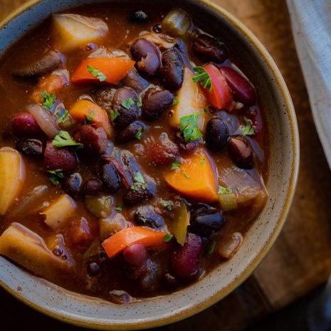 Vegan Chili (GF/DF/V)