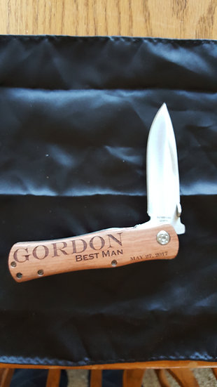 Customized Pocketknife