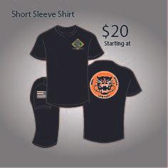 3-61 PANTHER SHORT SLEEVE SHIRT