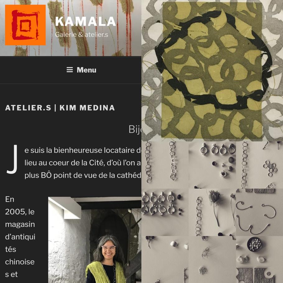 Kamala Galerie & atelier.s