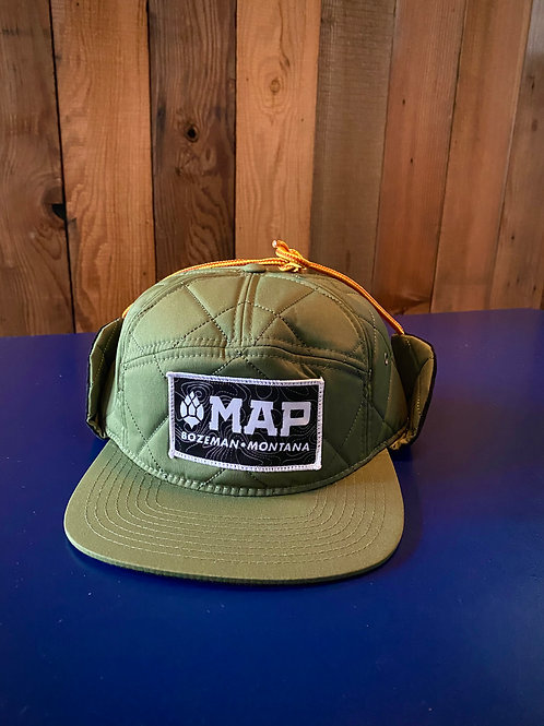 Woody Hat - Topo (Loden)