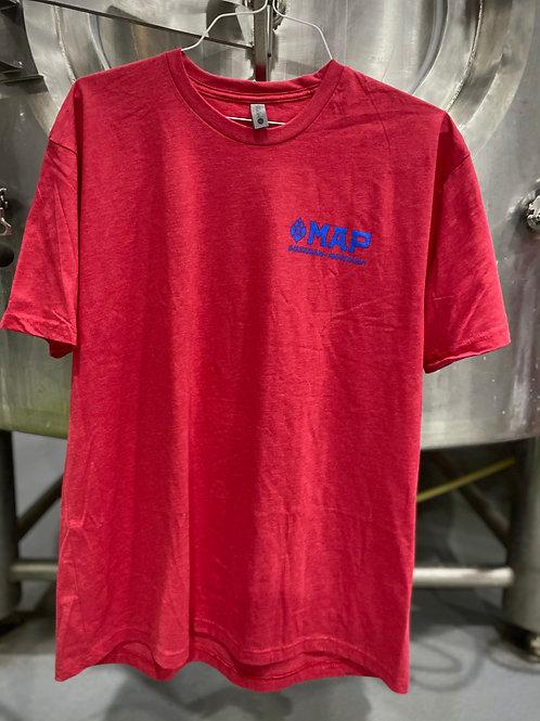STrange Cattle T-Shirt - Red