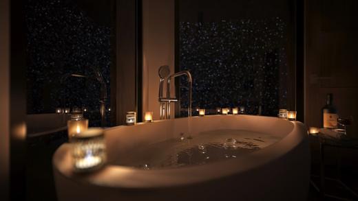 Empire Residences Unit Master Bathroom T