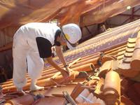 首里城復元工事2006.10.24.JPG