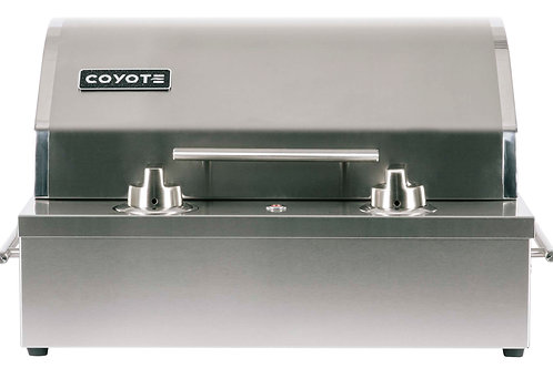 Coyote 120 V Single Burner Manual Control