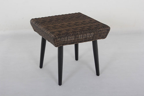 Tacoma  Woven Top End Table