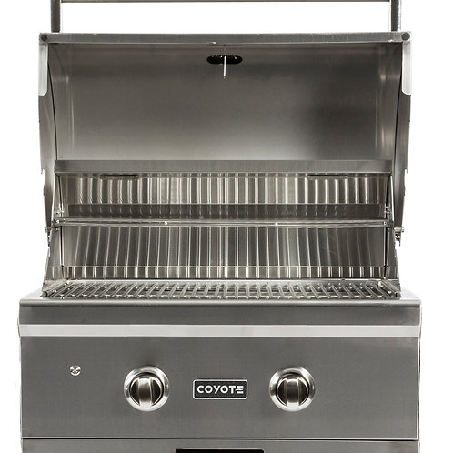 "Coyote C-Series 28"" Grill Built-in"
