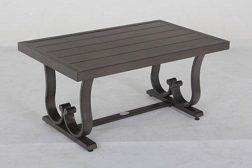 Columbia Aluminum Coffee Table